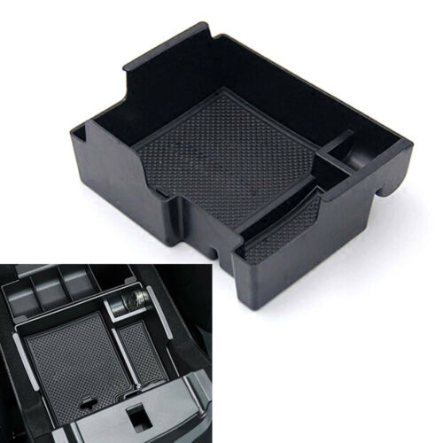 For Ford Explorer 2011-2018 Armrest Storage Glove Box Center Console Tray Bin