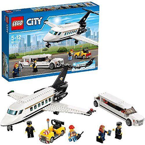 f4d994b1ac2 LEGO 60102 Airport Vip Service Building Toy City ntntiq6609-LEGO ...
