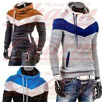 Mens Boys Slim Fit Casual Summer Hoody Hoodie Zip Sweater Coat Jacket