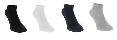 12 Pairs Sports Socks Trainer Liners Sockettes Sizes 7 8 9 10 11 12 13 14 15