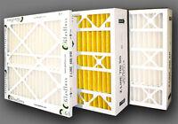 2 Totaline Coleman Repl Air Filters Merv 8 11 13 P102-2025 P102-1625 P102-mf20