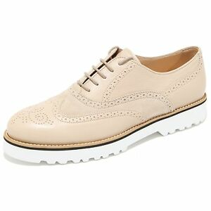 0731L scarpe donna HOGAN route francesina bucature shoes women