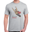 T Shirt Super bob! - Stranger Hero série choses 80 S pelles SB