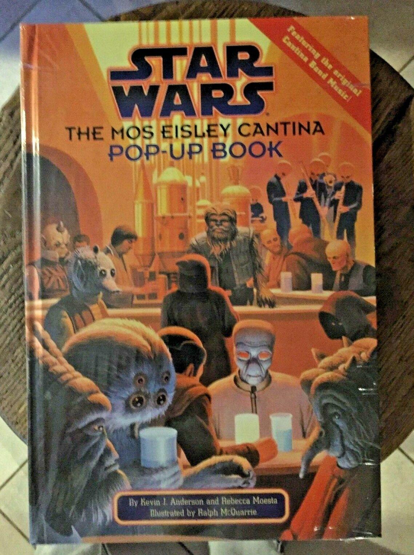 Star Wars The Mos Eisley Cantina Pop-Up Pop-Up Pop-Up Book 9bb0a4