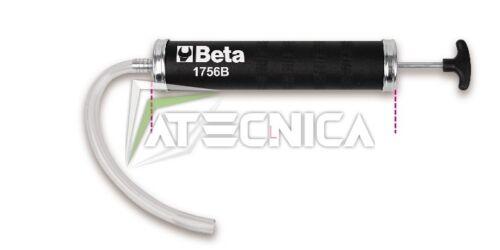Spritze für Ölfilter Beta 1756b für Professionellen Einsatz Kapazität Ölkanne