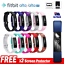 Replacement-Band-Fitbit-Alta-HR-Silicone-Wrist-Watch-Band-Secure-Buckle thumbnail 1