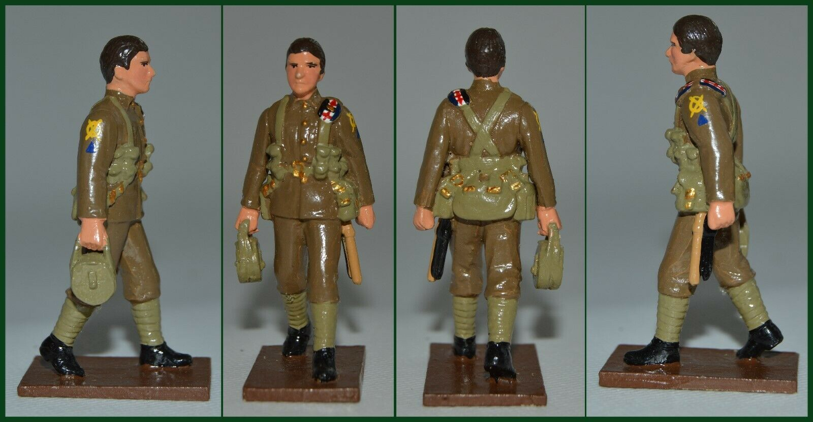 Trophy of Wales  World War I - Figure (R-7)  Floca Collection GLSS