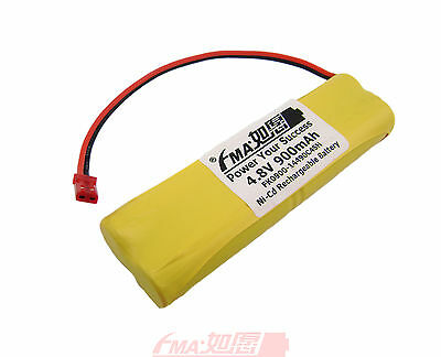 Exit Light or Baby Videophone Rechargeable Battery Ni-Cd 4.8V 900mAh AA4SHSYP US