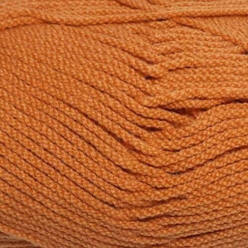 Sirdar Wash /'n/' Wear Double Crepe DK Spiced Pumpkin 50g ball