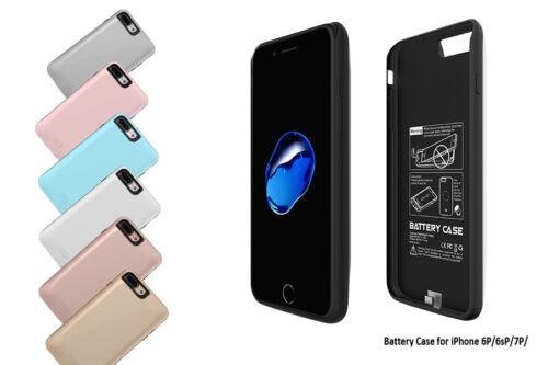 Custodia Batteria Esterna 7500mah Per Apple Iphone 6 6s 7 Plus 5.5 Xdl-154b linq