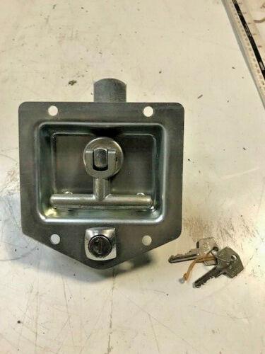 EKA Ltd encastré Drop T Poignée serrure C//W Keys 15236 5340-99-834-2982