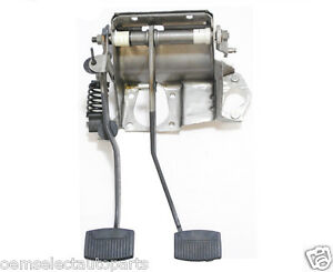 NEW OEM 1992-1997 Ford F-250, F-350 Brake + Clutch Pedal Assembly Bracket Spring