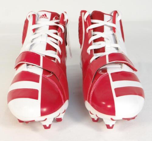 e staccabili Adidas Uomo Malice Nwt calcio da Tacchetti bianco rosso D pq8Yzw1