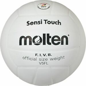 Molten volley DVV wettspielball blanc v5fl taille 5