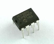 Microchip MCP4802-E/P 8bit DAC DIP8