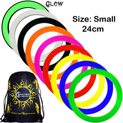 Small-24cm Mr Babache Pro Juggling Rings Price is for 1 Juggling Ring /& Bag