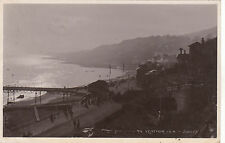 Atmospheric View & Pier, VENTNOR, Isle Of Wight RP