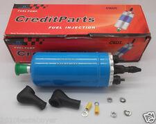 Universal Petrol Electrical Electric External Fuel Pump & Install Kit 0580464038