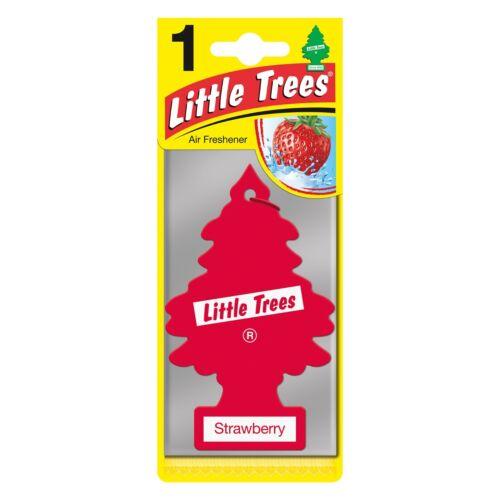Magic Little Trees Air Freshner Scent Car Home Office Van Toilet Taxi Mini Cab