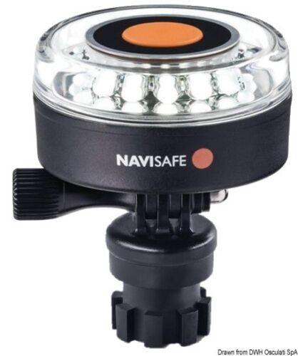 NAVISAFE Navilight 360 Degrees White 2NM Navimount Bayonet Base