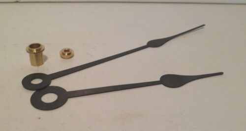 Seth Thomas # 2 Regulator Clock New Replacement Hands and Bushings