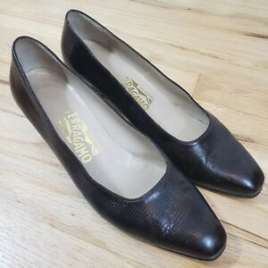 Salvatore Ferragamo Womens Shoes