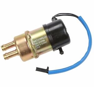 Image Is Loading 10mm Outlets Electric Fuel Pump New For Honda