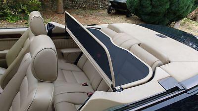 Carbon Tailor Made Windblocker Aperta Wind Deflector fits Mercedes-Benz E-Class Draft-Stop Wind Stop Mercedes-Benz Convertible