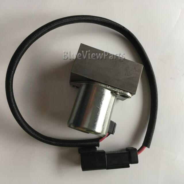 Ship from USA,Solenoid valve,702-21-55901 for Komatsu PC200-7,PC300-7