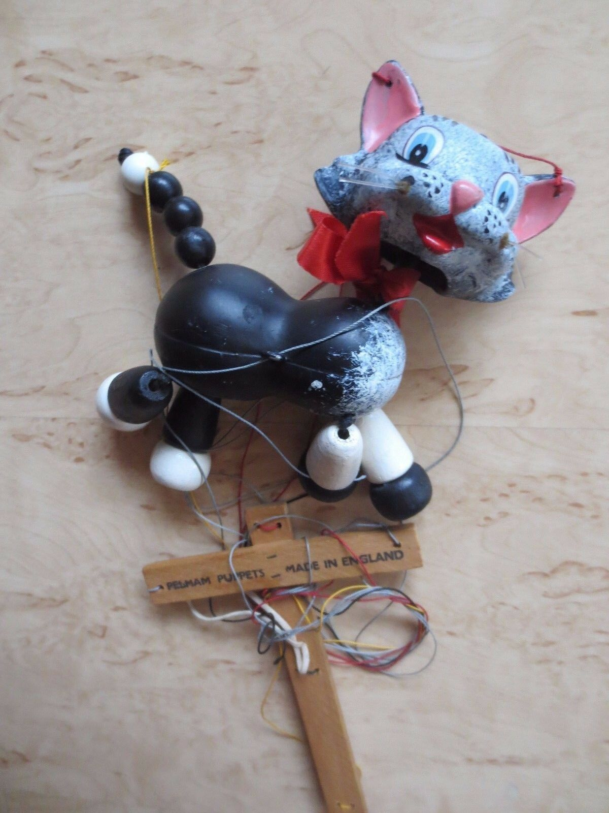 +++ Pelham Puppets GATTO-CAT +++ Made in England
