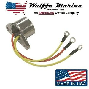 Details about MADE IN USA 3 Wire Rectifier Johnson Evinrude 100 115 on