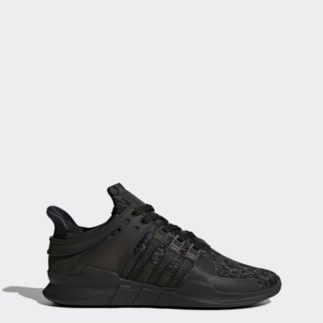 low priced 41c3a 777f5 Men's adidas EQT Support ADV - Core Black - BY9589