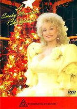 A SMOKY MOUNTAIN CHRISTMAS DVD. US SELLER Dolly Parton Lee Majors