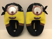 Despicable Me Minions Kids 2/3 Pirate House Slippers