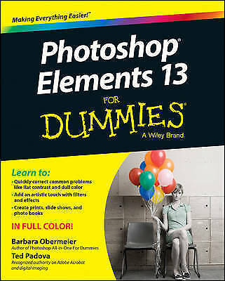 Photoshop Elements 13 For Dummies-ExLibrary
