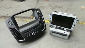 Details about Ford focus SYNC 2 radio cd player bm5t-18b955-fe  DM5T-14F239-AP sat nav LH 15-17