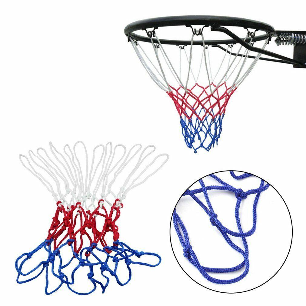 Universal Indoor Outdoor Sport Basketball Replacement Hoop Goal Rim Net H