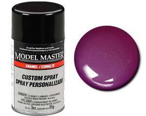 Image Is Loading Testors Model Master Automotive Pearl Purple Enamel Spray