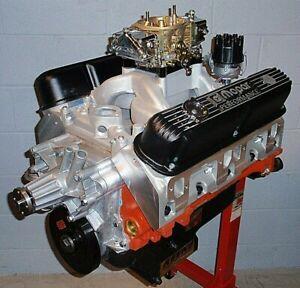 Details about MOPAR DODGE 408 - 520 HORSE CRATE MOTOR/PRO-BLT/340 360  EDELBROCK HDS ROLLER CAM