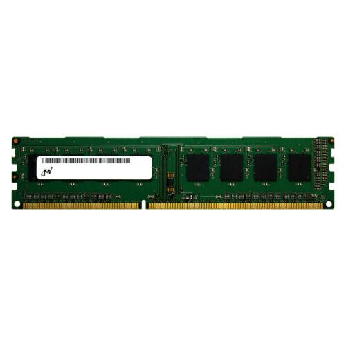 MICRON MT8KTF51264AZ-1G6 4GB 1Rx8 PC3L-12800U 1.35V LV NONECC DESKTOP MEMORY RAM
