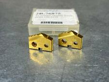 2 Amec 34 Spade Drill Insert Super Cobalt 1 T A Allied 151t 0024