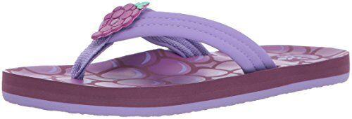 Reef Girls Little Ahi Scents Flip Flop 7// Toddler Pick SZ//Color.