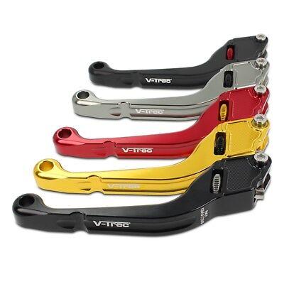 V-Trec VX Bremshebel+Kupplung kurz//lang für Harley Davidson V-Rod 01-05
