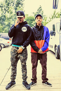 Chance-The-Rapper-Earl-Sweatshirt-Rap-Hip-Hop-36x24-Inches-Poster