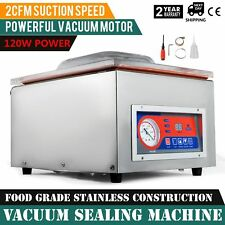 Commercial Kitchen Food Chamber Tabletop Seal Vacuum Machine Seal Bar
