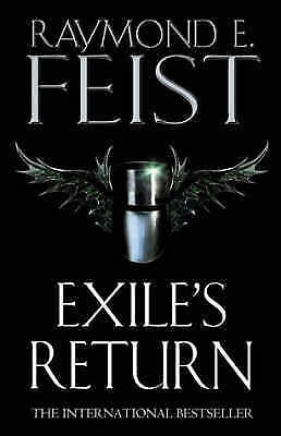 1 of 1 - Conclave of Shadows (3) - Exile's Return, Feist, Raymond E., New Book