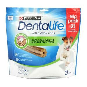 Purina-DENTALIFE-Dog-Puppy-Dental-Sticks-Oral-Plaque-Tartar-Care-Treats-Chews