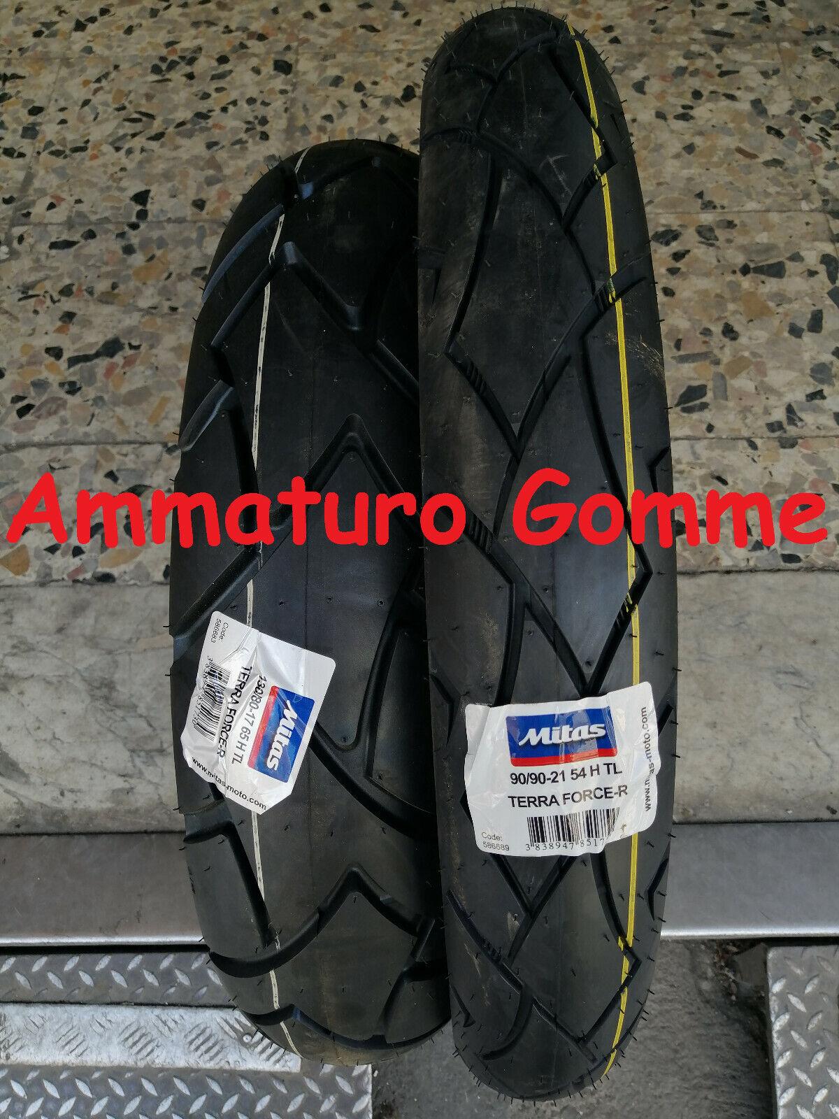 Gomme Mitas Terraforce r 130 80-17 65H TL per Moto