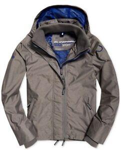 Full Zip Hooded Track Jacket