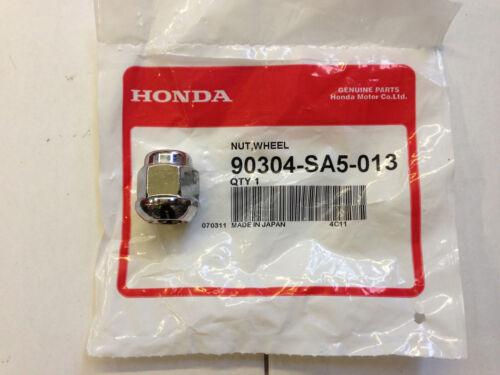 Genuine Honda Civic//CRV//Accord Dado Ruota cromato